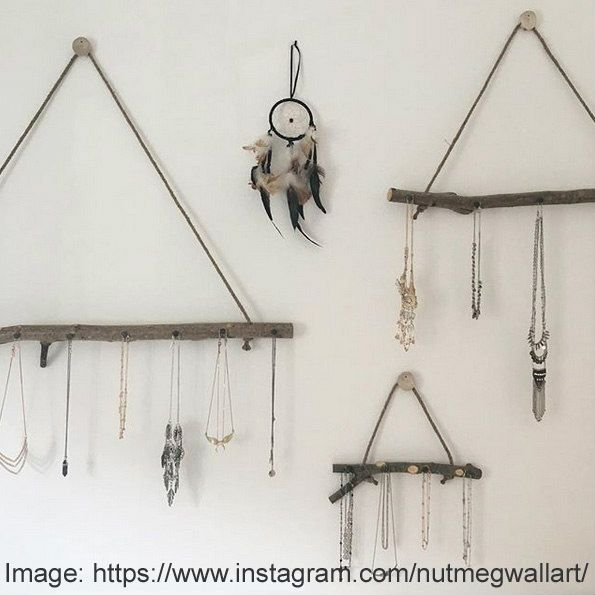 Boho Jewellery Hangers Promo: Links to Branch Hangers Category
