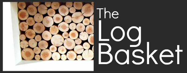the log basket logo
